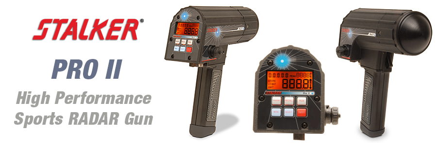 Stalker PRO 2 High Performance Sports Radar Gun
